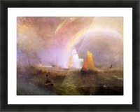 Wrecked bouys by Joseph Mallord Turner Picture Frame print