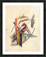 Animal by Franz Marc Picture Frame print
