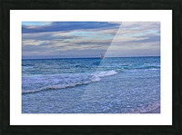 On The Deep Blue Sea Picture Frame print