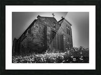St Joseph Apache Mission Picture Frame print