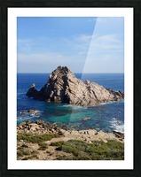 Sugarloaf Rock Picture Frame print