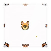 Dog (57) Picture Frame print
