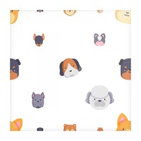 Dog (55) Picture Frame print