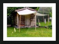 Civil War Memorial Picture Frame print