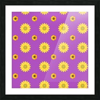 Sunflower (7) Picture Frame print