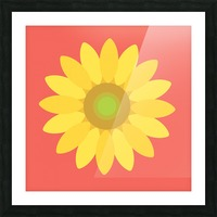 Sunflower (9) Picture Frame print