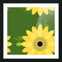 Sunflower (59) Picture Frame print