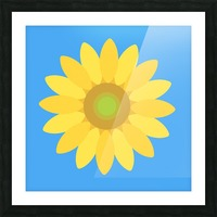 Sunflower (13)_1559876482.7514 Picture Frame print
