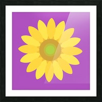 Sunflower (11)_1559876665.8187 Picture Frame print