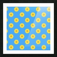 Sunflower (36)_1559876661.0675 Picture Frame print