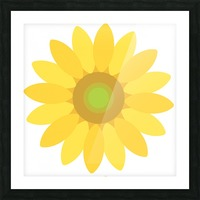 Sunflower (8)_1559876666.5423 Picture Frame print