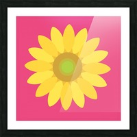 Sunflower (10)_1559876665.7513 Picture Frame print