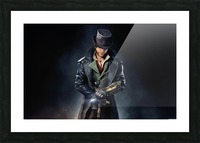 Assassins creed syndicate jacob frye Picture Frame print