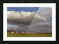 Saskatchewan Canada Picture Frame print