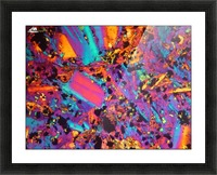 Dynamite Picture Frame print