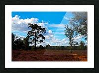 Dunes Landscape 03 Picture Frame print