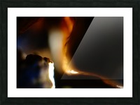 Abstract Macro Nature Photography 53 Picture Frame print