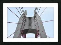 Concrete Jungle Picture Frame print