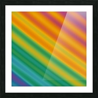 Abstract (48) Picture Frame print