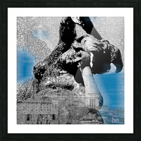 Rome Picture Frame print