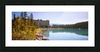 Lake Louise - Banff Canada Picture Frame print
