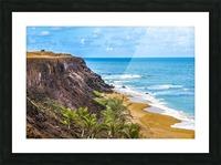Praia Do Amor, Pipa   Brazil Picture Frame print