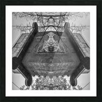 Vienna - Aquarium Picture Frame print