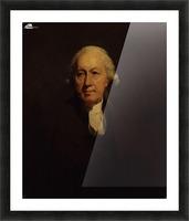 John Home Picture Frame print