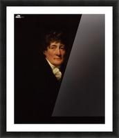 Henry Mackenzie Picture Frame print