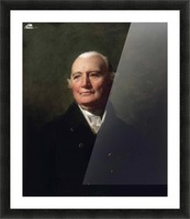 Alexander Shaw Picture Frame print