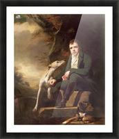Sir Walter Scott Picture Frame print