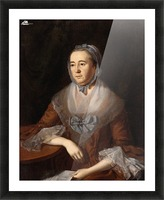 Anne Catherine Picture Frame print
