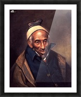 Affricans in America Picture Frame print