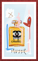 Chanel Picture Frame print