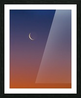 Full Spectrum Sky Picture Frame print