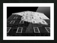 The Old Newmarket Mill Picture Frame print