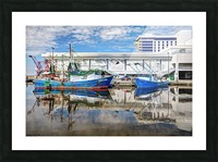 PAY DAY - NATURAL EFFECT - HDR Picture Frame print