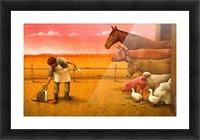 Pawel Kuczynski17 Picture Frame print