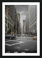 New York City  Picture Frame print