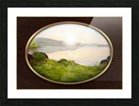 Landscape 13 Picture Frame print