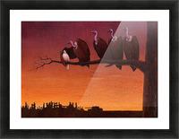Pawel Kuczynski 24 Picture Frame print
