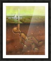 Pawel Kuczynski 25 Picture Frame print