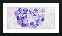 grape Picture Frame print