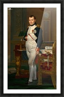 The Emperor Napoleon Picture Frame print