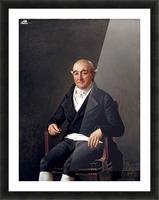 Mr.Cooper Picture Frame print