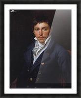 Francois Antoine Picture Frame print