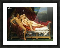 Cupid and Psyche Picture Frame print