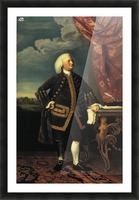 Jeremiah Lee Picture Frame print