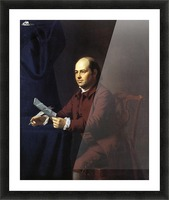 Miles Sherbrook Picture Frame print