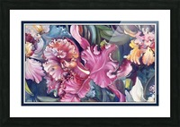 Orchids Blooming  Impression et Cadre photo